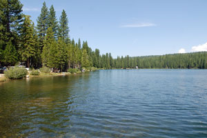 Photo of Fuller Lake, Tahoe National Forest, CA